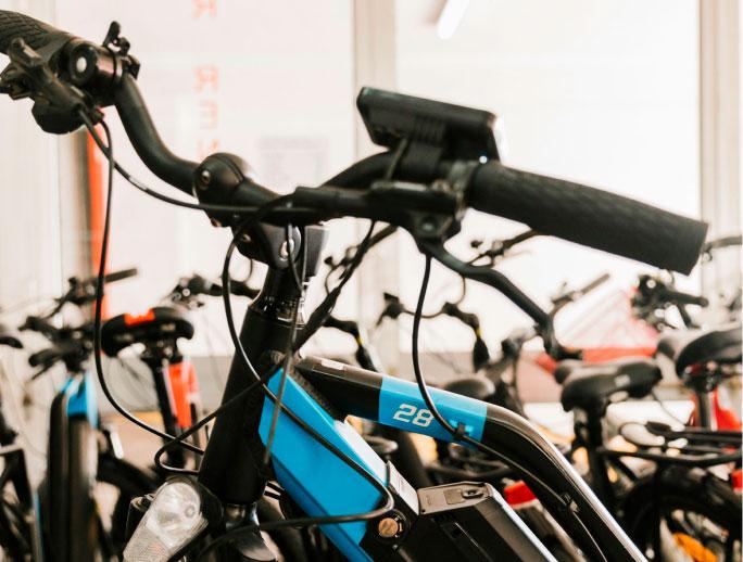 Loja bicicletas