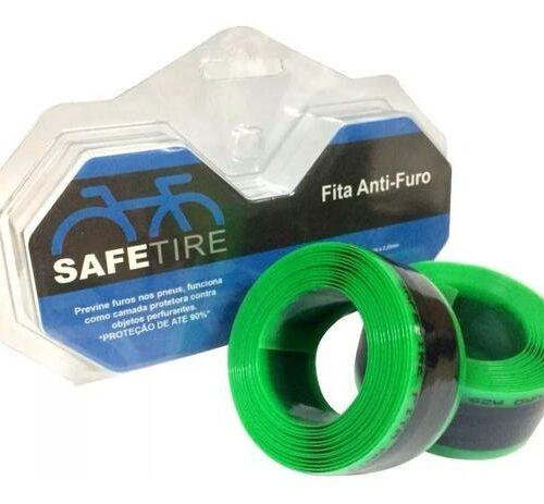 Fita Anti Furo Pneu Aro 29 27.5 26 Safetire 35mm Bike