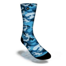Meias Camuflada Blue - ItSox