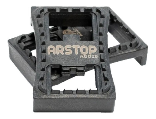 Par Plataforma Arstop Para Pedal Clip Mtb