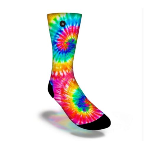 Meias Tye Dye Colors - ItSox