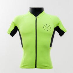 Camisa Ciclismo Supreme Amarelo Limão Unissex